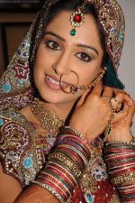 Deepika Samson on the sets of Sasural Simar Ka on 1st Aug 2011 (24).JPG