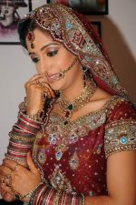 Deepika Samson on the sets of Sasural Simar Ka on 1st Aug 2011 (27).JPG