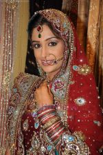 Deepika Samson on the sets of Sasural Simar Ka on 1st Aug 2011 (36).JPG