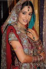 Deepika Samson on the sets of Sasural Simar Ka on 1st Aug 2011 (38).JPG