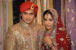 Deepika Samson, Shoaib Ibrahim on the sets of Sasural Simar Ka on 1st Aug 2011 (33).JPG