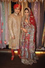 Deepika Samson, Shoaib Ibrahim on the sets of Sasural Simar Ka on 1st Aug 2011 (30).JPG