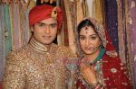Deepika Samson, Shoaib Ibrahim on the sets of Sasural Simar Ka on 1st Aug 2011 (34).JPG