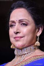 Hema Malini walks the ramp for Scintillating Jewellery show at IIJW 2011 Day 2 in Grand Hyatt on 1st Aug 2011 (60).JPG