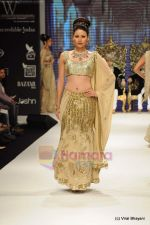 I AM She 2011 winner walks the ramp for Golecha Jewels at IIJW 2011 in Grand Hyatt, Mumbai on 1st Aug 2011 (53).JPG