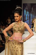 I AM She 2011 winner walks the ramp for Golecha Jewels at IIJW 2011 in Grand Hyatt, Mumbai on 1st Aug 2011 (61).JPG