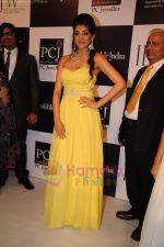 Kajal Aggarwal on day 2 of IIJW 2011 in Grand Hyatt on 1st Aug 2011 (34).JPG