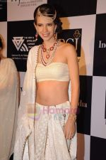 Kalki Koechlin on day 2 of IIJW 2011 in Grand Hyatt on 1st Aug 2011 (71).JPG