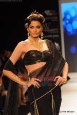 Model walks the ramp for CVM exports show at IIJW 2011 Day 2 in Grand Hyatt on 1st Aug 2011 (39).JPG