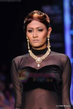 Model walks the ramp for CVM exports show at IIJW 2011 Day 2 in Grand Hyatt on 1st Aug 2011 (52).JPG