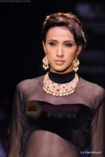 Model walks the ramp for CVM exports show at IIJW 2011 Day 2 in Grand Hyatt on 1st Aug 2011 (58).JPG