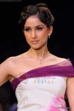Model walks the ramp for CVM exports show at IIJW 2011 Day 2 in Grand Hyatt on 1st Aug 2011 (7).JPG