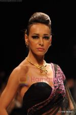 Model walks the ramp for International Gemological Institute show at IIJW 2011 Day 2 in Grand Hyatt on 1st Aug 2011 (77).JPG
