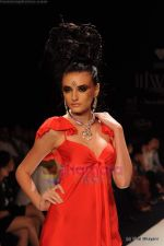 Model walks the ramp for Johara by Divya Ahuja show at IIJW 2011 Day 2 in Grand Hyatt on 1st Aug 2011 (101).JPG