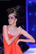 Model walks the ramp for Johara by Divya Ahuja show at IIJW 2011 Day 2 in Grand Hyatt on 1st Aug 2011 (69).JPG