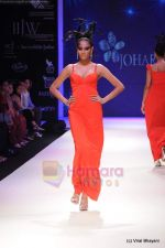 Model walks the ramp for Johara by Divya Ahuja show at IIJW 2011 Day 2 in Grand Hyatt on 1st Aug 2011 (78).JPG