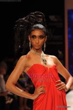 Model walks the ramp for Johara by Divya Ahuja show at IIJW 2011 Day 2 in Grand Hyatt on 1st Aug 2011 (86).JPG