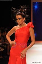 Model walks the ramp for Johara by Divya Ahuja show at IIJW 2011 Day 2 in Grand Hyatt on 1st Aug 2011 (96).JPG