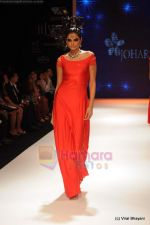 Model walks the ramp for Johara by Divya Ahuja show at IIJW 2011 Day 2 in Grand Hyatt on 1st Aug 2011 (98).JPG
