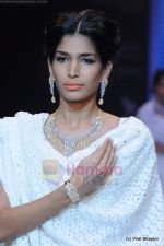 Model walks the ramp for Kays Jewels show at IIJW 2011 Day 2 in Grand Hyatt on 1st Aug 2011 (60).JPG