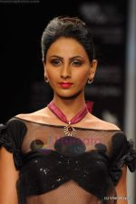 Model walks the ramp for Rosily Paul show at IIJW 2011 Day 2 in Grand Hyatt on 1st Aug 2011 (16).JPG