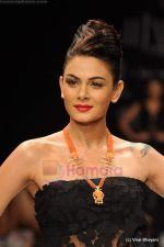 Model walks the ramp for Rosily Paul show at IIJW 2011 Day 2 in Grand Hyatt on 1st Aug 2011 (26).JPG