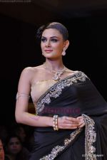 Model walks the ramp for Scintillating Jewellery show at IIJW 2011 Day 2 in Grand Hyatt on 1st Aug 2011 (60).JPG