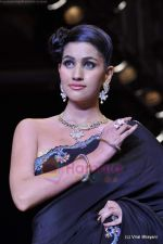 Model walks the ramp for Scintillating Jewellery show at IIJW 2011 Day 2 in Grand Hyatt on 1st Aug 2011 (65).JPG