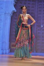 Model walks the ramp for Scintillating Jewellery show at IIJW 2011 Day 2 in Grand Hyatt on 1st Aug 2011 (73).JPG