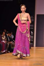 Model walks the ramp for Scintillating Jewellery show at IIJW 2011 Day 2 in Grand Hyatt on 1st Aug 2011 (86).JPG
