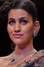 Model walks the ramp for Scintillating Jewellery show at IIJW 2011 Day 2 in Grand Hyatt on 1st Aug 2011 (90).JPG