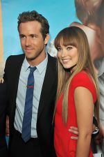 Ryan Reynolds and Olivia Wilde attends the LA premiere of the movie The Change-Up at the  Regency Village Theatre in Westwood, CA, USA on 1st August 2011.jpg