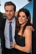 Ryan Reynolds and Sandra Bullock attends the LA premiere of the movie The Change-Up at the  Regency Village Theatre in Westwood, CA, USA on 1st August 2011 (2).jpg