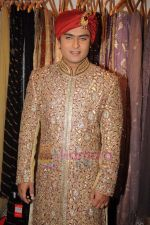 Shoaib Ibrahim on the sets of Sasural Simar Ka on 1st Aug 2011 (31).JPG