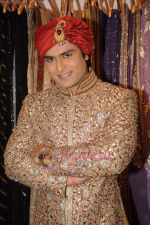 Shoaib Ibrahim on the sets of Sasural Simar Ka on 1st Aug 2011 (33).JPG