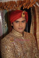 Shoaib Ibrahim on the sets of Sasural Simar Ka on 1st Aug 2011 (37).JPG