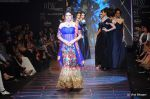 Zarine Khan walks the ramp for Dwarkadas Chandumal Jewellers show at IIJW 2011 Day 3 in Grand Hyatt on 2nd Aug 2011 (104).JPG