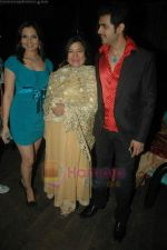 Deepshikha, Kainaat Arora at Deepshika_s film Yeh Dooriyan up for release in Mumbai on 3rd Aug 2011 (86).JPG