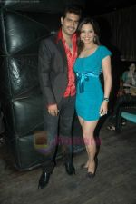 Deepshikha, Kainaat Arora at Deepshika_s film Yeh Dooriyan up for release in Mumbai on 3rd Aug 2011 (88).JPG