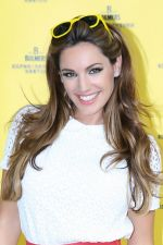 Kelly Brook Hosts the Launch of Bulmers Cider Garden V1 on The Southbank in London on August 4, 2011 (1).jpg