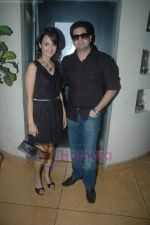 Nisha Rawal, Karan Mehra at Entertainment Ke Liye Kuch bhi karega bash in Mumbai on 4th Aug 2011 (22).JPG