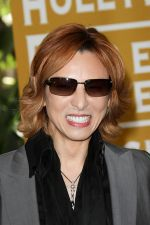 Yoshiki attends the 2011 Hollywood Foreign Press Association Annual Installation Luncheon in Beverly Hills Hotel, CA on 4th August 2011 (2).jpg