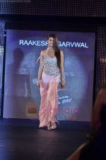Jacqueline Fernandez walks the ramp for Raakesh Aggarwal in Blenders Pride Tour day 1 in Taj Land_s End on 5th Aug 2011 (75).JPG