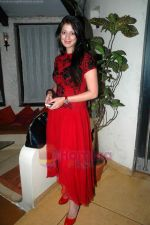 Kajal Aggarwal at Rafi_s party in Mangi Ferra on 5th Aug 2011 (22).JPG