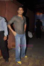 Farhan Akhtar at Abhishek Kapoor_s birthday bash in Aurus on 6th Aug 2011 (7).JPG