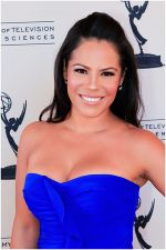 Ericka Pino attends the 63rd Annual Academy of Television Arts and Sciences Los Angeles Area Emmy Awards in  Leonard H. Goldenson Theatre on 6th August 2011 (3).jpg