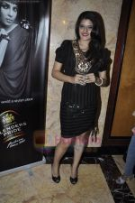 Meghna Chatterjee at Reynu Tandon show on Blenders Pride Fashion Tour Day 3 on 7th Aug 2011 (16).JPG