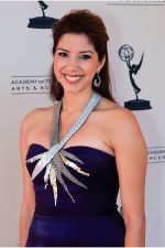 Viviana Vigil attends the 63rd Annual Academy of Television Arts and Sciences Los Angeles Area Emmy Awards in  Leonard H. Goldenson Theatre on 6th August 2011 (9).jpg