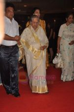 Sulochana at the launch of Nitin Desai_s book at his 25th year celebrations in J W Marriott, Juhu, Mumbai on 8th Aug 2011 (54).JPG