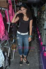 Ayesha Kapoor of Black fame at her own store launch in Infinity Mall, Malad on 9th Aug 2011 (7).JPG